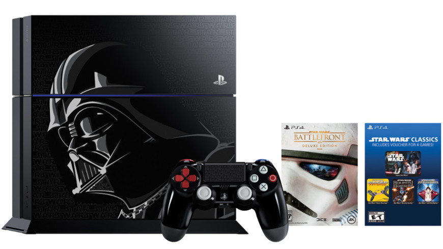 StarWarsLimitedEditionPS4
