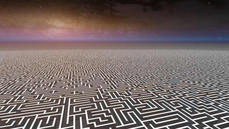 The Beginners Guide - Above the Maze