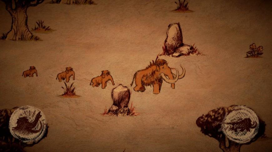 The Mammoth screenie 1