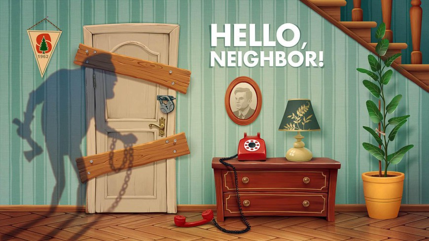 hello neighbour title