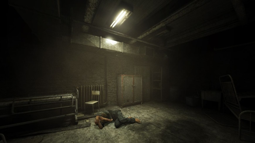outlast screenie
