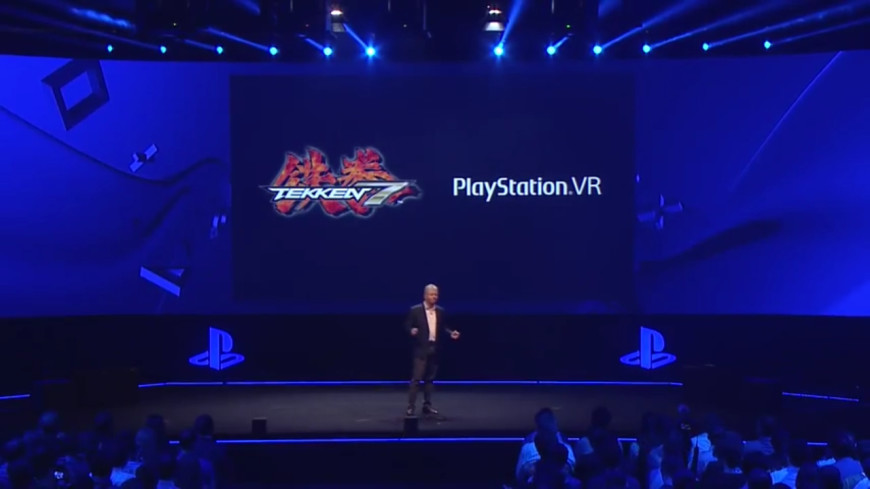playstation vr tekken 7