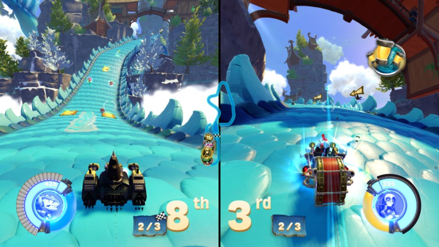 skylanders_superchargers_split_screen_race