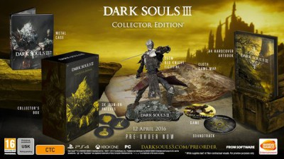 DS3 Collectors edition