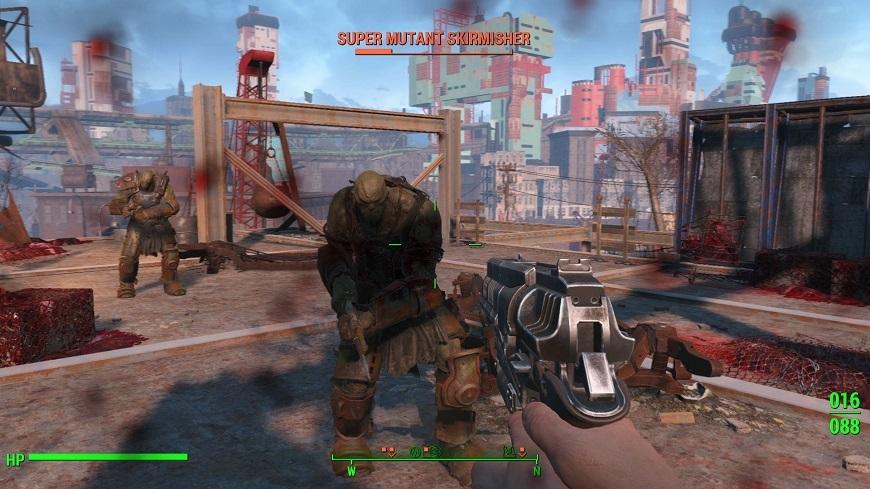 Fallout 4 Super Mutant
