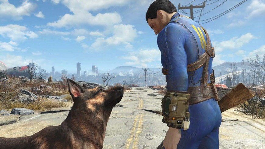 Fallout 4 content