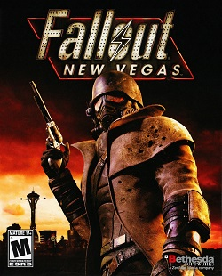 Fallout New Vegas boxart
