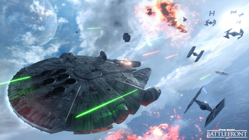 Star Wars Battlefront review image 1
