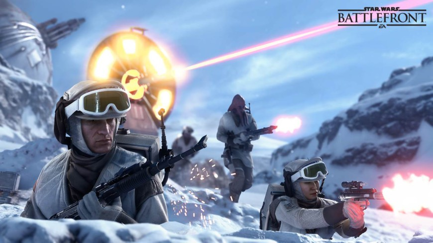 Star Wars Battlefront review image 5