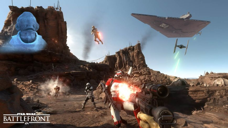 Star Wars Battlefront review image 8