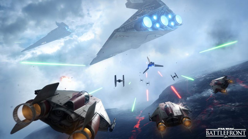 Star Wars Battlefront review image 9