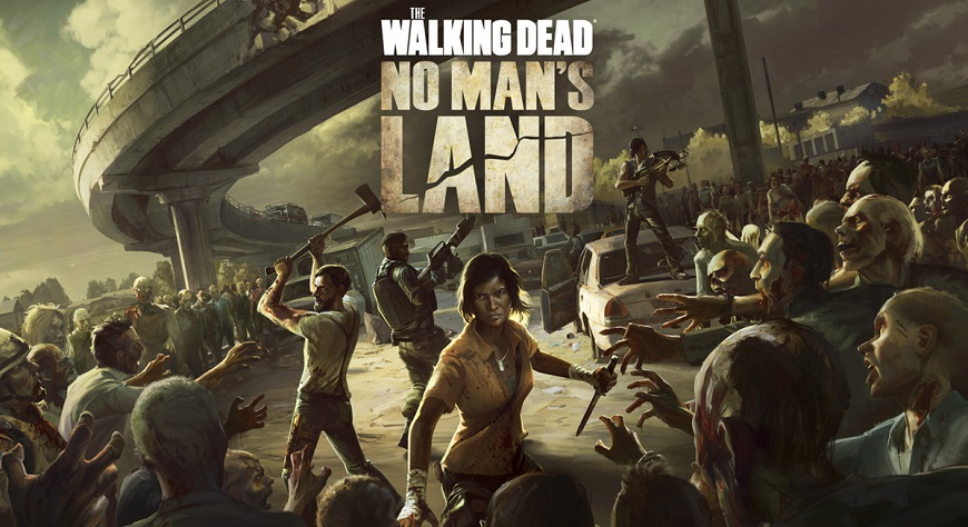 TWD No Mans Land cover