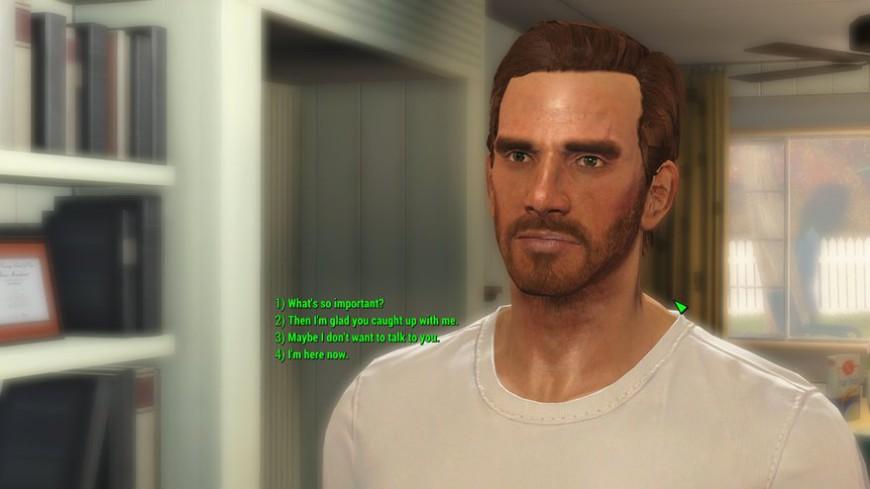 fallout 4 dialogue mod