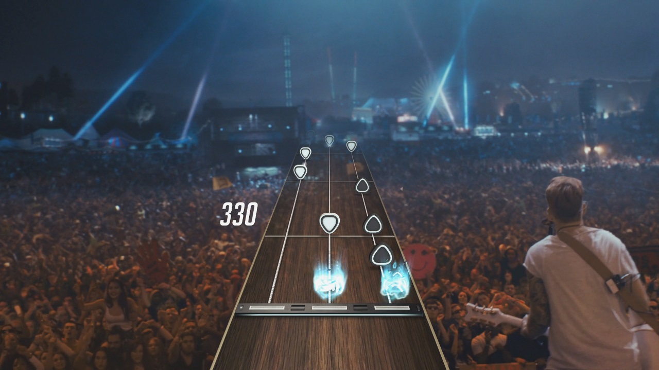 review guitar hero live nag online gh live gameplay