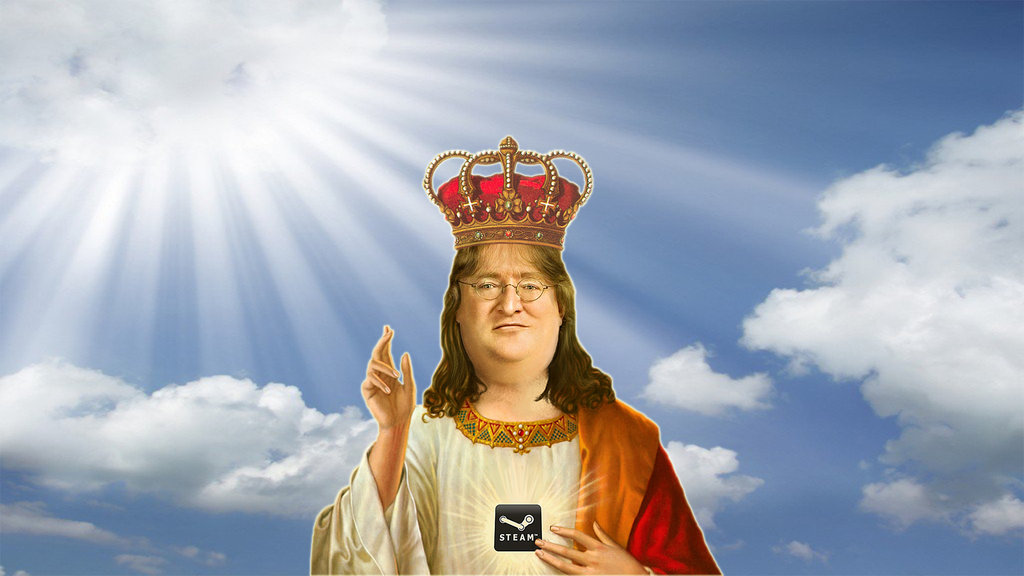 gabe newell wallpaper - photo #21