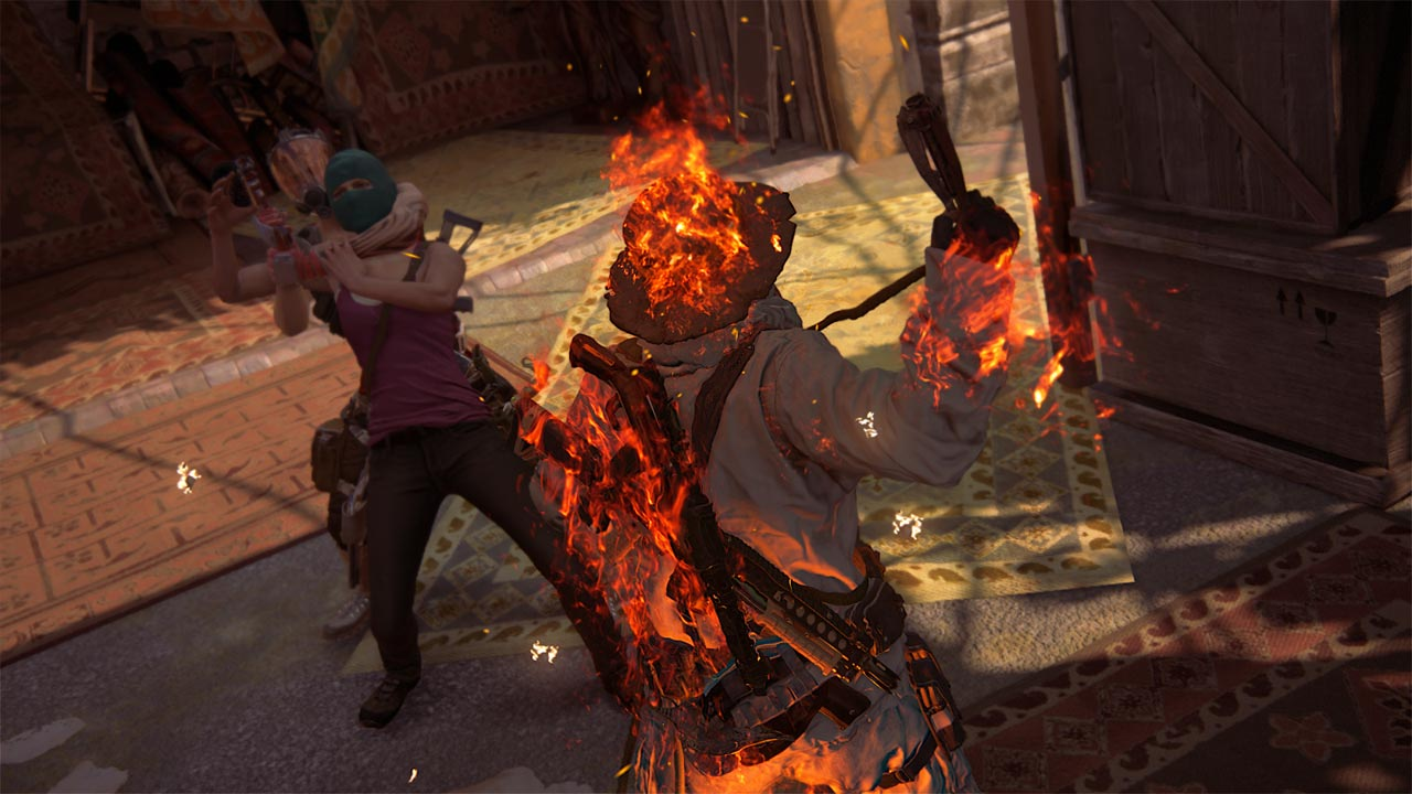 Hands-on impressions: Uncharted 4: A Thief's End ...