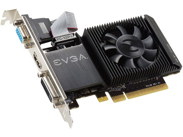 EVGA Geforce GT 710 Maxwell
