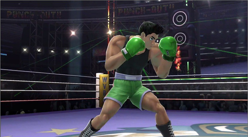 Punch out work out