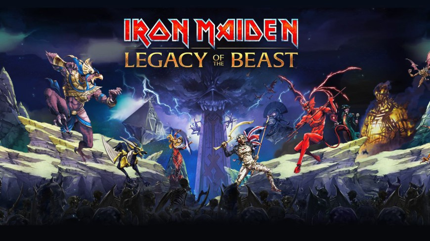 iron-maiden rpg