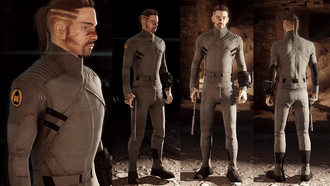 Best Fallout Fashion Mod