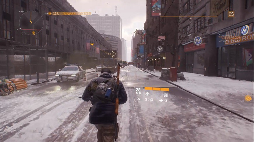 Division gameplay 1