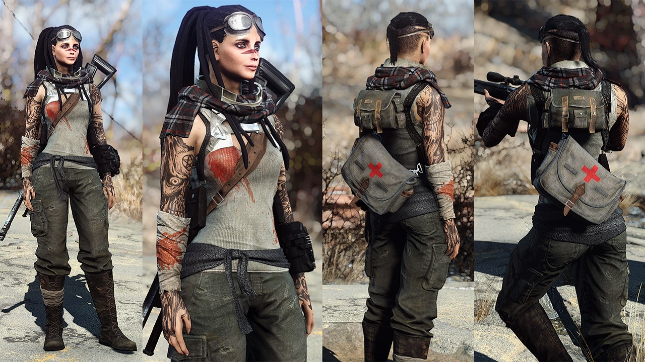 Fallout 4 Outfit Mods Pictures to Pin on Pinterest - PinsDaddy