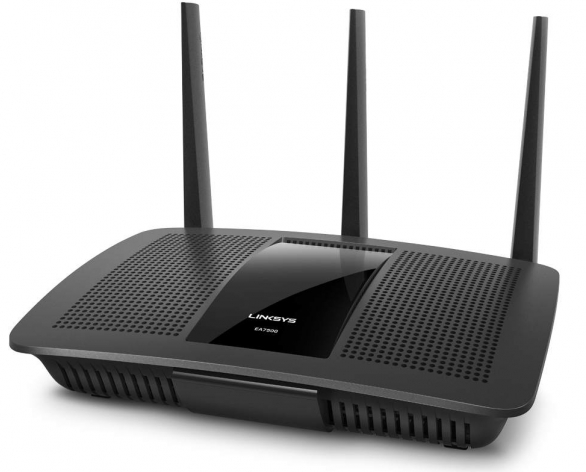 Linksys EA7500 MUMIMO router