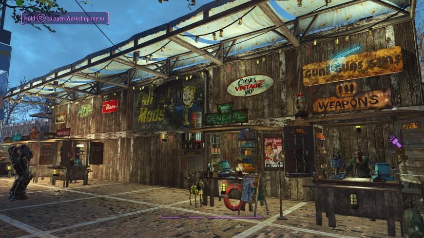 Fallout 4 settlement mods 2