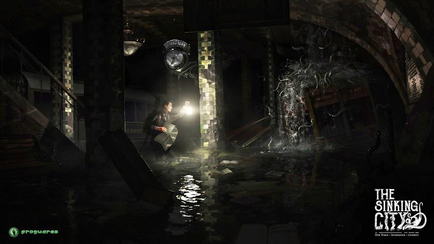 The sinking city University