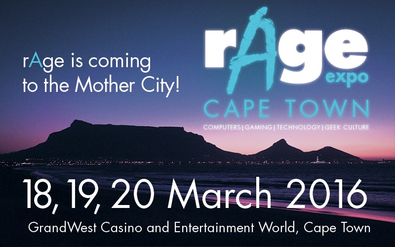 rage cape town header