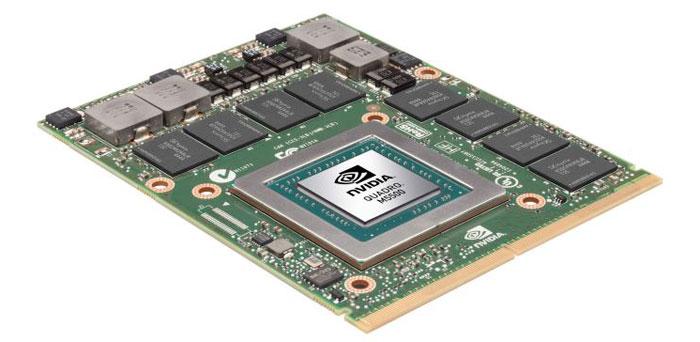 NVIDIA Quadro M5500 MXM