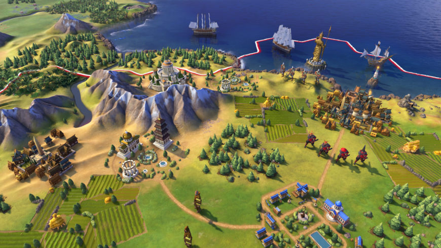 CivilizationVI teaser screenshot (2)