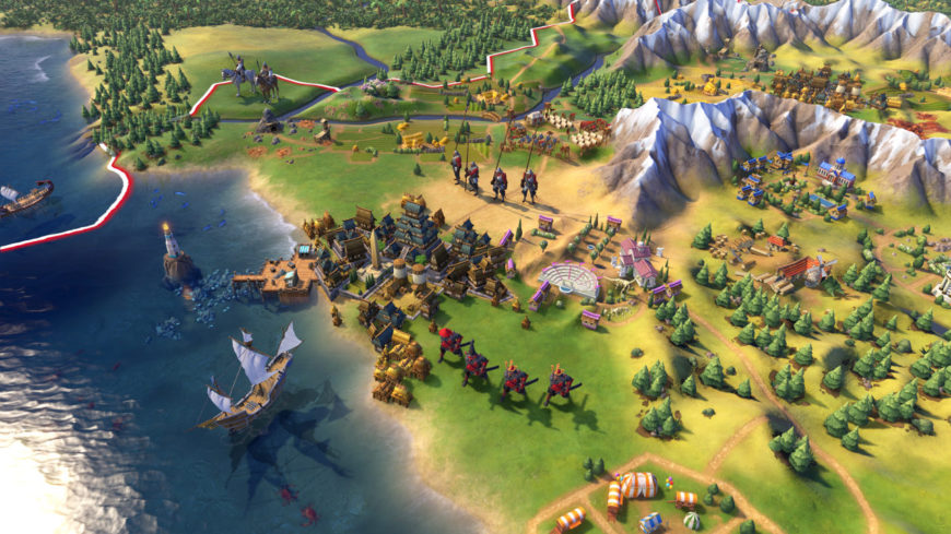 CivilizationVI teaser screenshot (3)