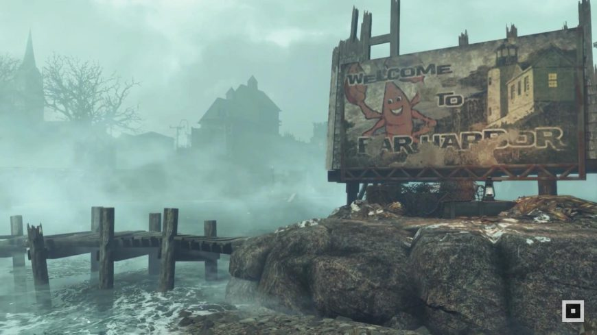 Far Harbor trailer