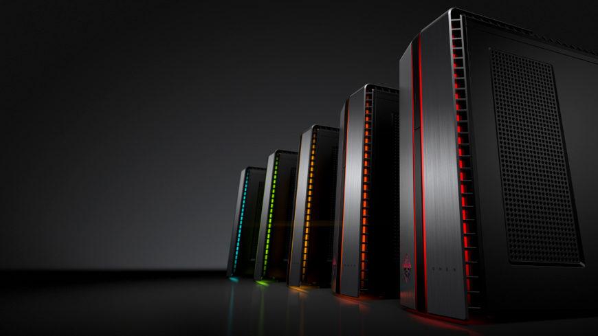 HP Omen desktop 2016