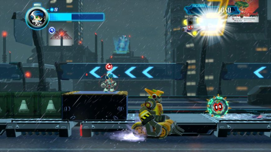 Mighty No. 9 for realz this time yo
