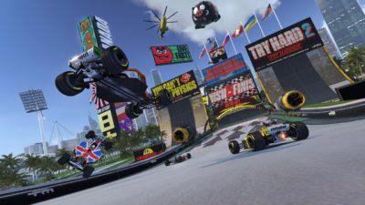 Trackmania Turbo 3a