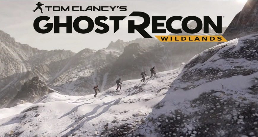 Ghost Recon Wildlands Parachuting Wallpaper 10222: New Trailer For Ghost Recon Wildlands Belly-crawls Out Of