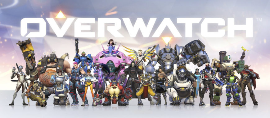 bethesda overwatch characters