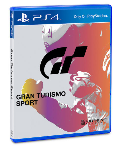 gran turismo sport cover box