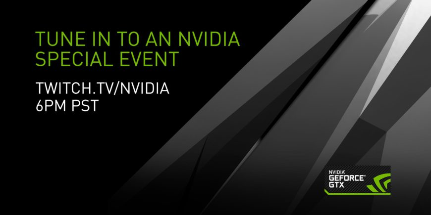 nvidia pascal teaser twitch