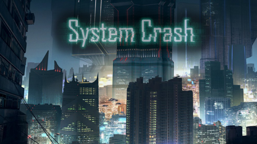 system crash cover