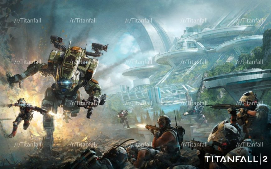 titanfall 2 leaked artwork