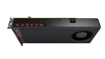 AMD Radeon RX 480 power