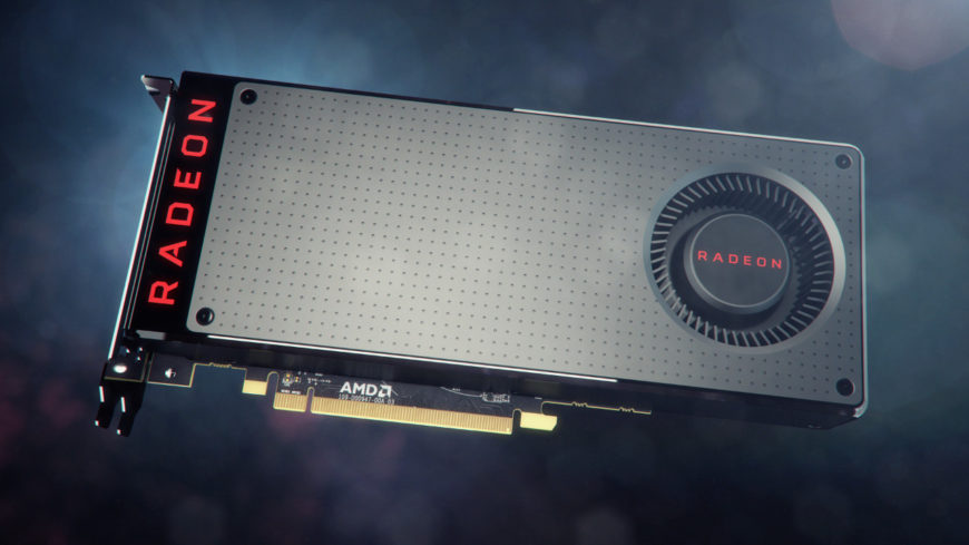 AMD Radeon RX 480 price
