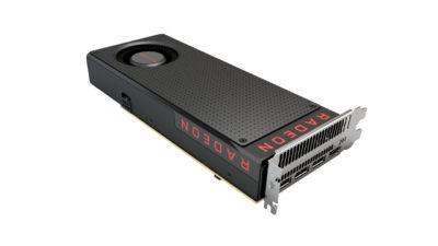 AMD Radeon RX 480 top