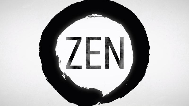 AMD Zen brand teaser