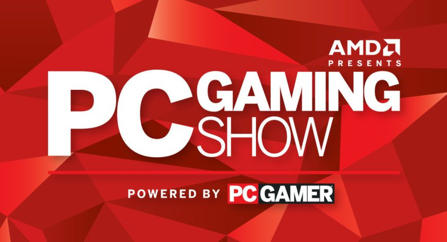 E3 2016 pc gaming show header