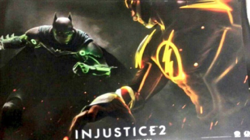 Injustice 2 a