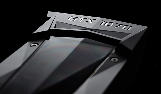 NVIDIA Geforce GTX 1070 header